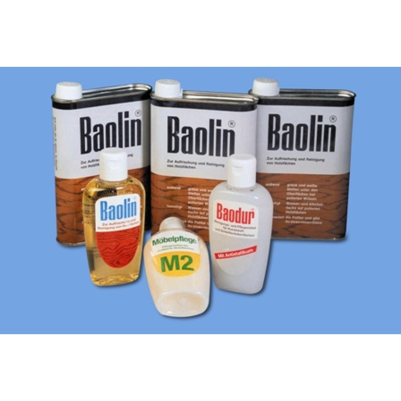 baolin spezielles pflegemittel zur reinigung und auffrischung von holzo berfl ch. Black Bedroom Furniture Sets. Home Design Ideas