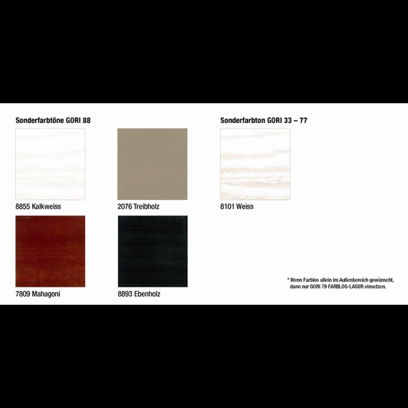 gori 88 compact lasur ab 17 95 im online kaufen. Black Bedroom Furniture Sets. Home Design Ideas