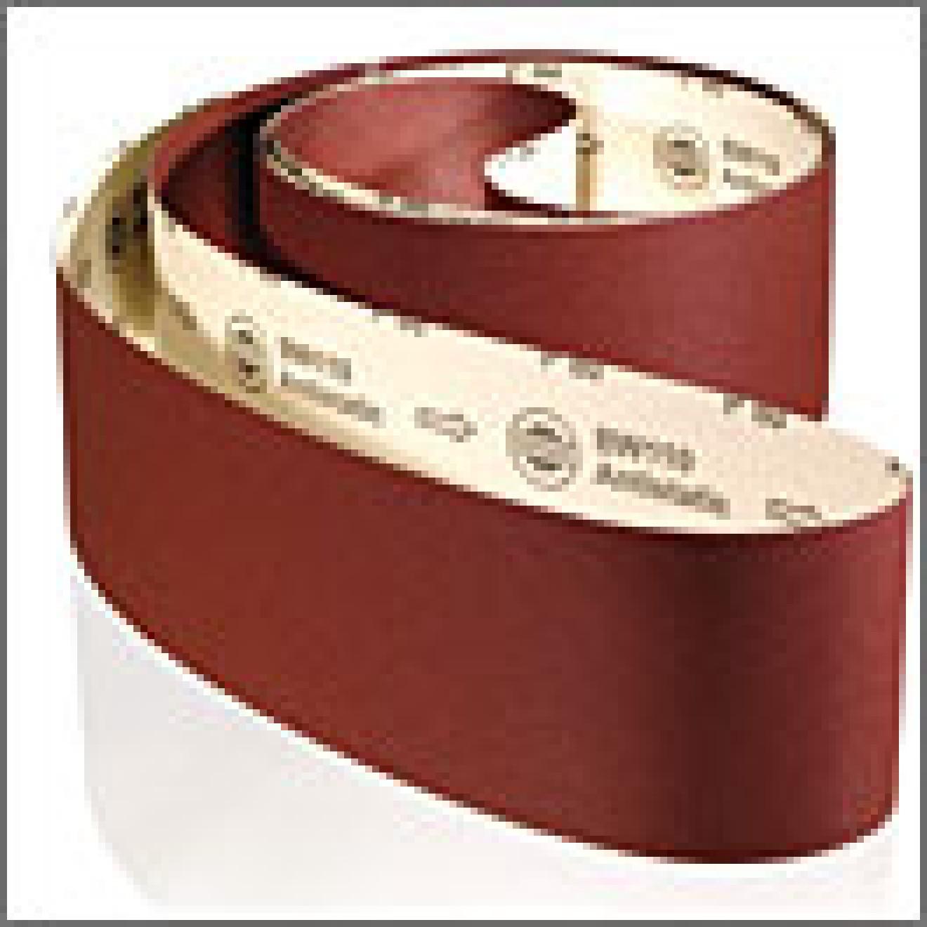 Schleifband Langband 150 x 7500 mm Schleifpapier  Korn 120