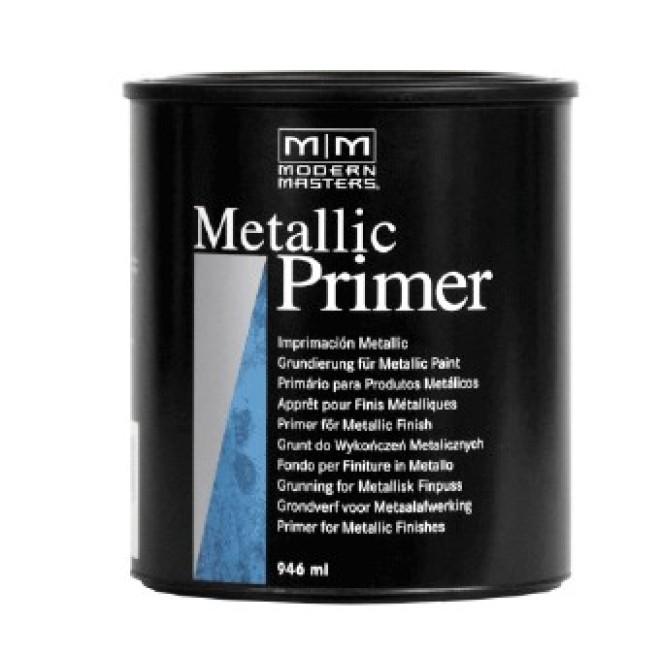 metallic primer ist ein spezieller wasser basierter sehr schnell trocknender ac. Black Bedroom Furniture Sets. Home Design Ideas